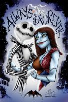 Jack and Sally by TVC-Designs
