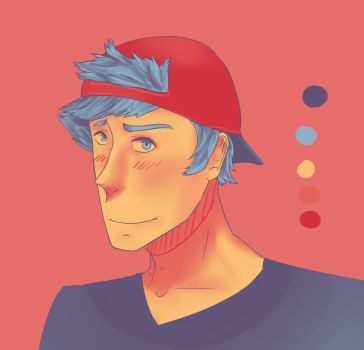 Wow Anotehr Colour Palette Thing by cupcakesandmuffins27