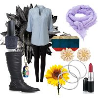 Fem!Russia's outfit by epicperson87