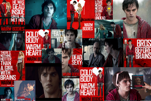 Warm bodies - Background by Candygirl960
