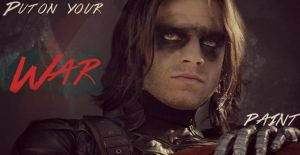 Put on your war paint by casbutter