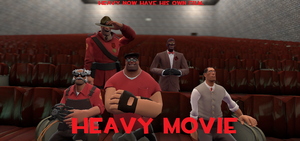 Heavy Movie wallpaper (Windows 7) by GwreanReepah