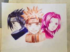 #20 Character that gets on your Nerves: Team 7 by TTAlwins