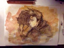 Watercolors by Ernelle