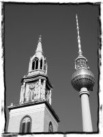 old and new by spiralnudel