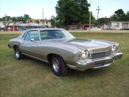 1973 Chevrolet Monte Carlo by Mister-Lou