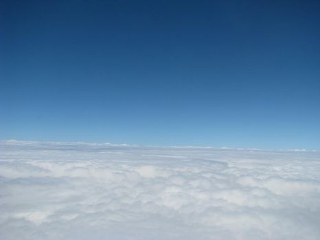 Above Clouds Stock by Tala-Stock