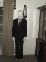 Slenderman Cosplay WIP by Mari-Kyomo