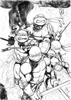 TMNT by FrancescoIaquinta