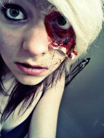 Zombie Girl. by RyleeAdair