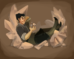 LOK: Bolin by o0Emi0o