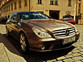 Mercedes CLS by Csipesz