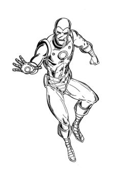 Iron Man sketch by the-skeletal13