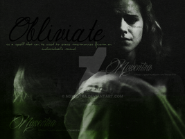 Dramione // Obliviate by N0xentra