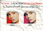 Action 7 - Icon Coloring by Nexaa21