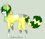 SceneDog Adopt (OPEN) Theme: WHAT. by H3ARTOFTHEOCEAN