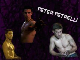 Peter Petrelli wp by spikish