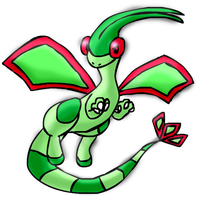 3rd Ground - Flygon by PlushBuddies