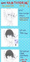 tutorial: dumb hair coloring by senpai-kaa-san