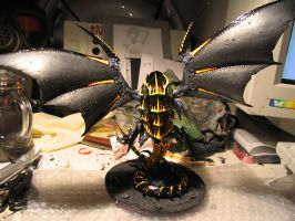 Tyranid Trygon 2 by skincoffin