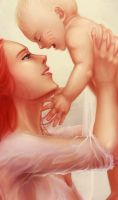 Detail - You are Loved : by orin