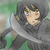 Maria in the Hunger Games? by aoisora98