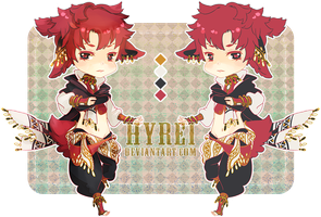 Auction : Kemono Mimi Chibi 4 [CLOSED] by HyRei
