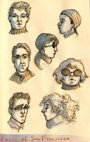 Sketchbook Page San Fransisco by aberry89