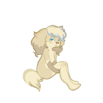 Golden Baby by TechnicolorDreamCat