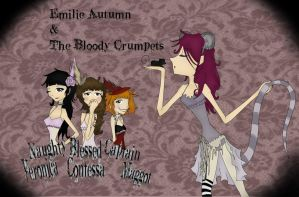 +Emilie Autumn n The Bloody Crumpets+ ::W/Makeup:: by ITouchRoses