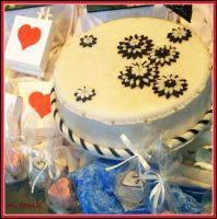 Vanilla Love Cake -yummy- by Villa-Chinchilla