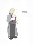 Hugged your paladin today? by jamew85
