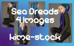 Sea Dreads by kime-stock