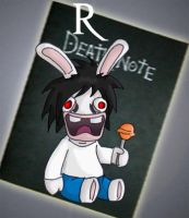 Cosplay Rabbids - L by feadraug