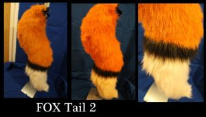 Fox tail new Price by smallfry09