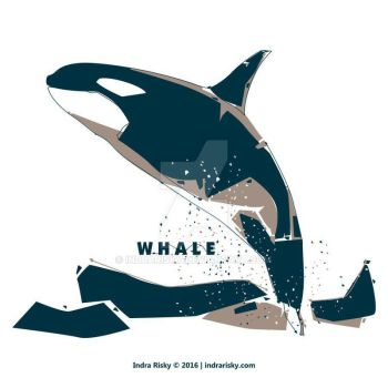 Whale by IndraRisky