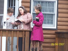 Jehovah's Witnesses? by angeliquette