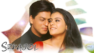Srkajol :D by scarletartista