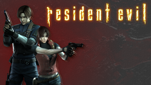 Resident Evil Wallpaper by The-Light-Source
