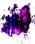 David In Purple by whovianmiss