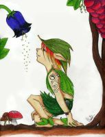 Little Pixie Boy... by LinaPrime