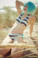 Pastel Summer I by SakuraGraffiti