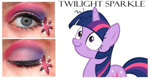 Makeup Is Magic Twilight by nazzara