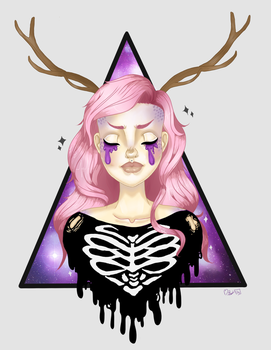 PastelGoth by M3LL-Arts