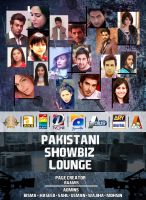 Pakistani Showbiz Lounge v2 by bilalstunning