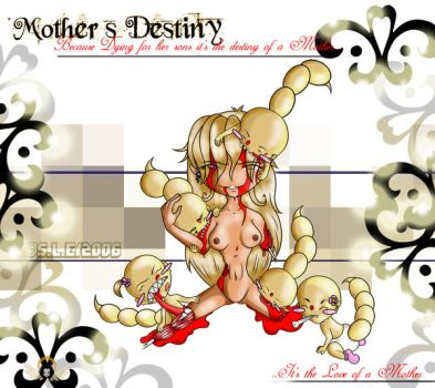 A mothers destiny by Ludra-Jen by TwistedNerveAsylum