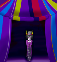 The Dark Carnival by HellJokerXD