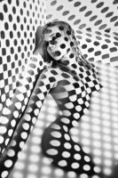 Blurred Shapes I by Maluszka83