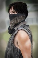 Daryl - The Walking Dead by jokerproduct
