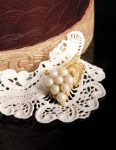 Edible Grape Jewelry and Lace by Battledress